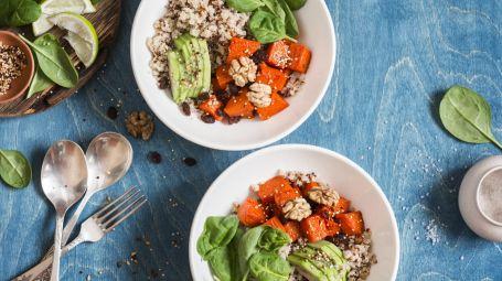 Come abbinare gli alimenti in una dieta sana