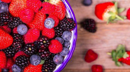 Frutti di bosco: perché sono antistress e fanno bene alla memoria