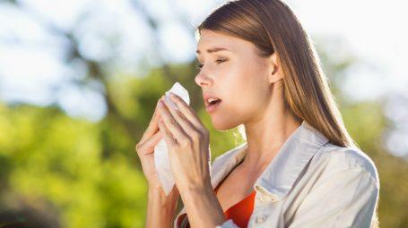 Allergie respiratorie e rinite: come combatterle con dolcezza