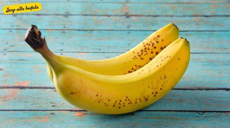 È vero che le banane scure proteggono dai tumori?