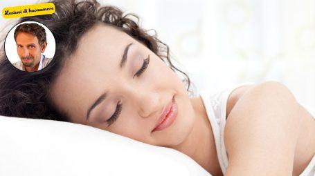 Lezioni di buonumore: come scacciare i pensieri che non fanno dormire in 6 mosse