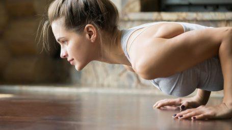 Gli esercizi a corpo libero per dimagrire