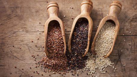 Cereali senza glutine: 3 nuovi chicchi da provare