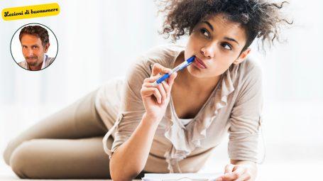 Lezioni di buonumore: evitare la distrazione in 5 mosse