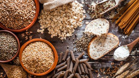 Dimagrire: come dev'essere un menu ricco di fibre