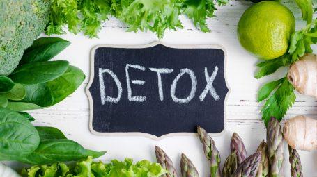 Detox: il menu per disintossicare e drenare