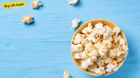 È vero che il quando fa caldo il mais si trasforma in popcorn?