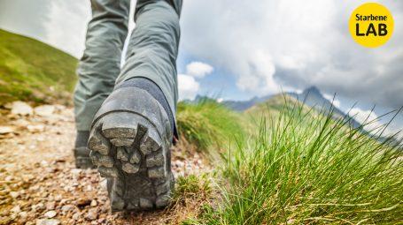 Scarpe da trekking: le 4 migliori