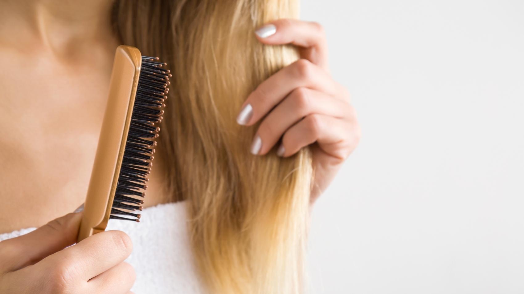 come perdere meno capelli