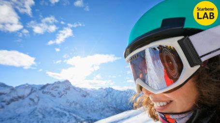 I 4 migliori caschi da sci