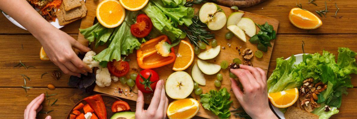 esempio dieta vegana 1200 calorie