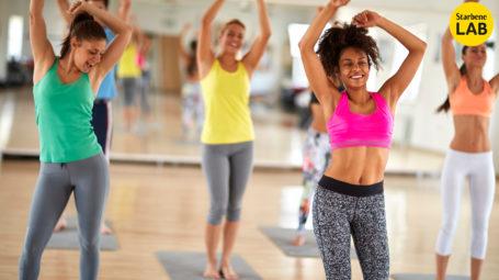 I 4 migliori pantaloni per la fitness dance
