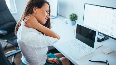 Dolori e formicolii: e se fosse colpa della postura?