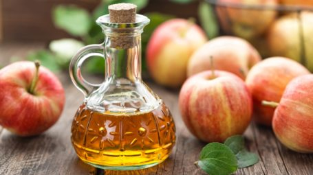 Via il raffreddore con l'aceto di mele