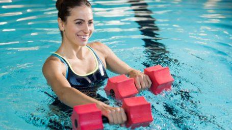 Fitness: tutte le novità per chi vuole allenarsi in acqua