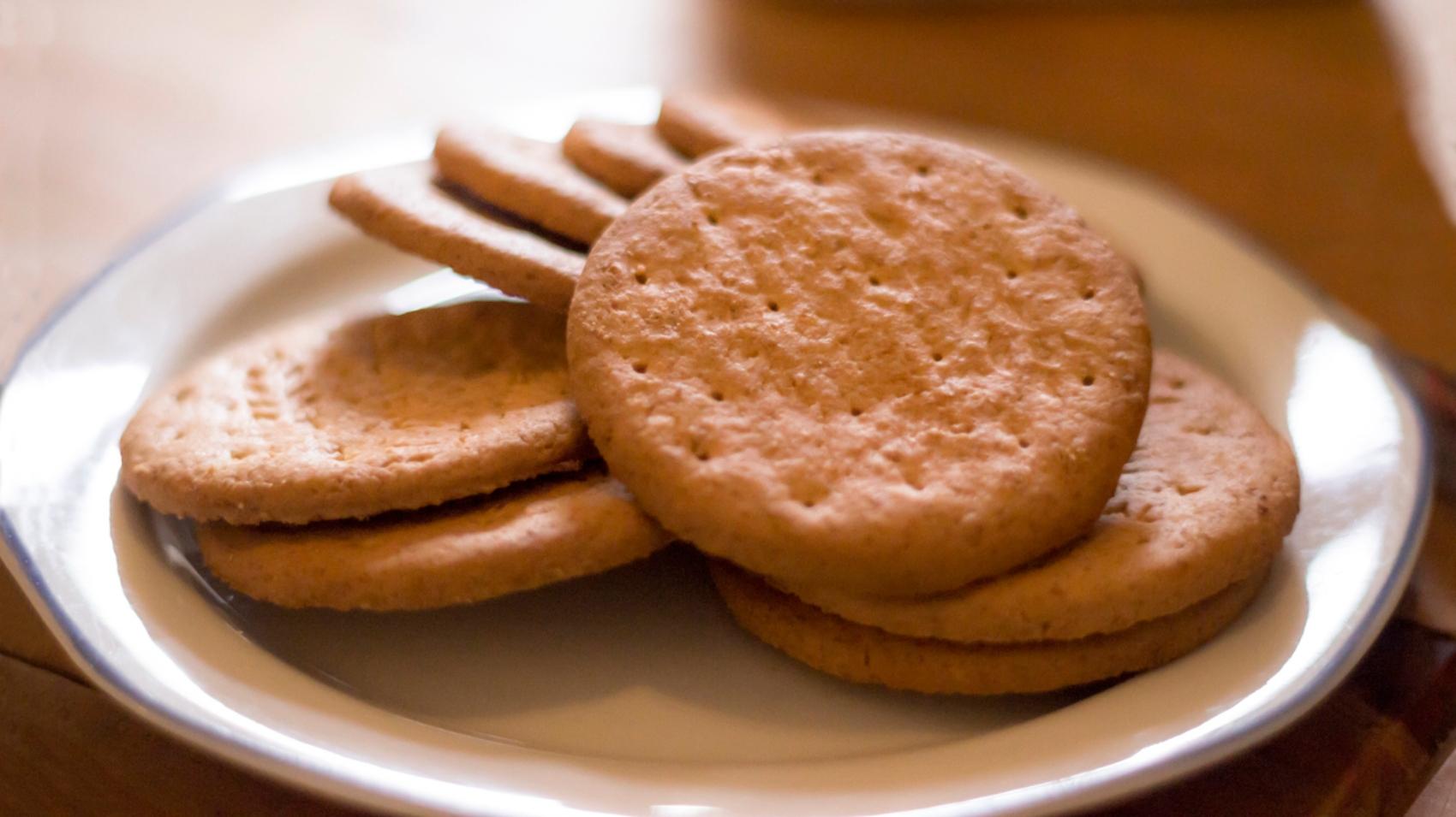digestive biscotti
