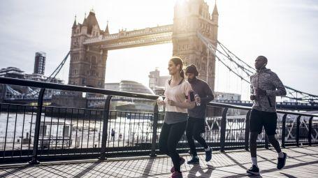 Running a Londra
