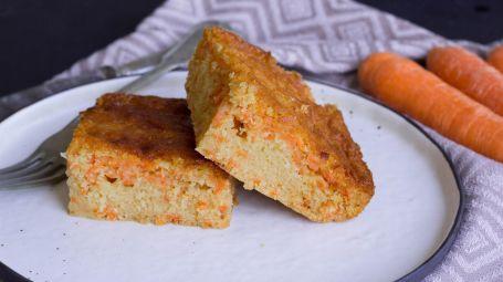 Ricette vegetariane: come si fa la torta di carote