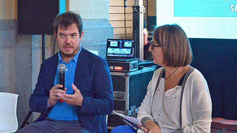 Roberto Ascione, imprenditore esperto di salute digitale, intervistato dal nostro vicedirettore