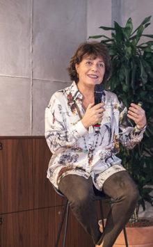 La dermatologa Elisabetta Sorbellini: anche il suo intervento era dedicato al benessere delle chiome
