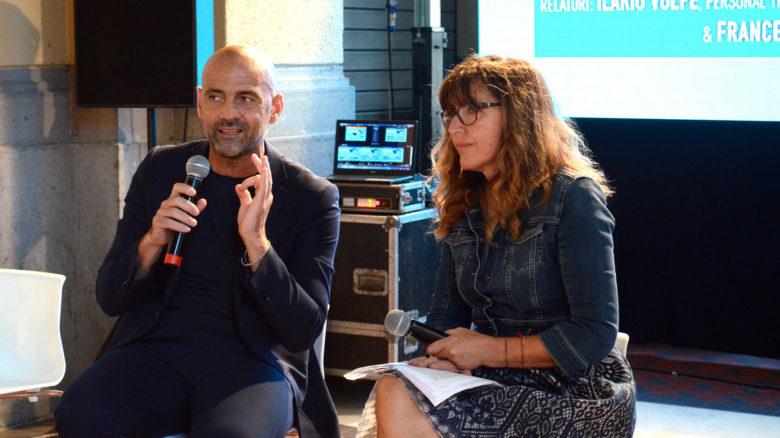 Francesca Pietra intervista Ilario Volpe, international master trainer
