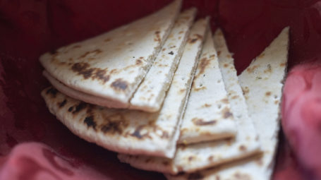 Come fare la piadina light in casa