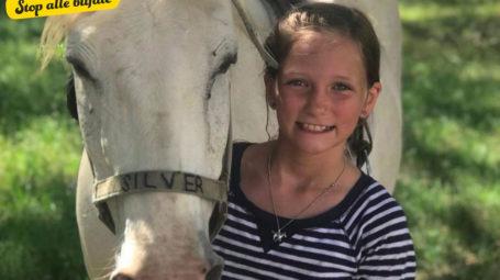 È vero che una bambina è guarita dal tumore per miracolo?