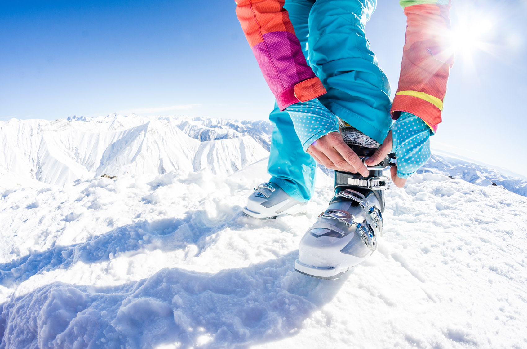 scarponi da sci