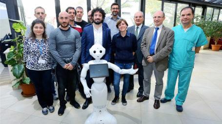 In ospedale arrivano gli infermieri robot