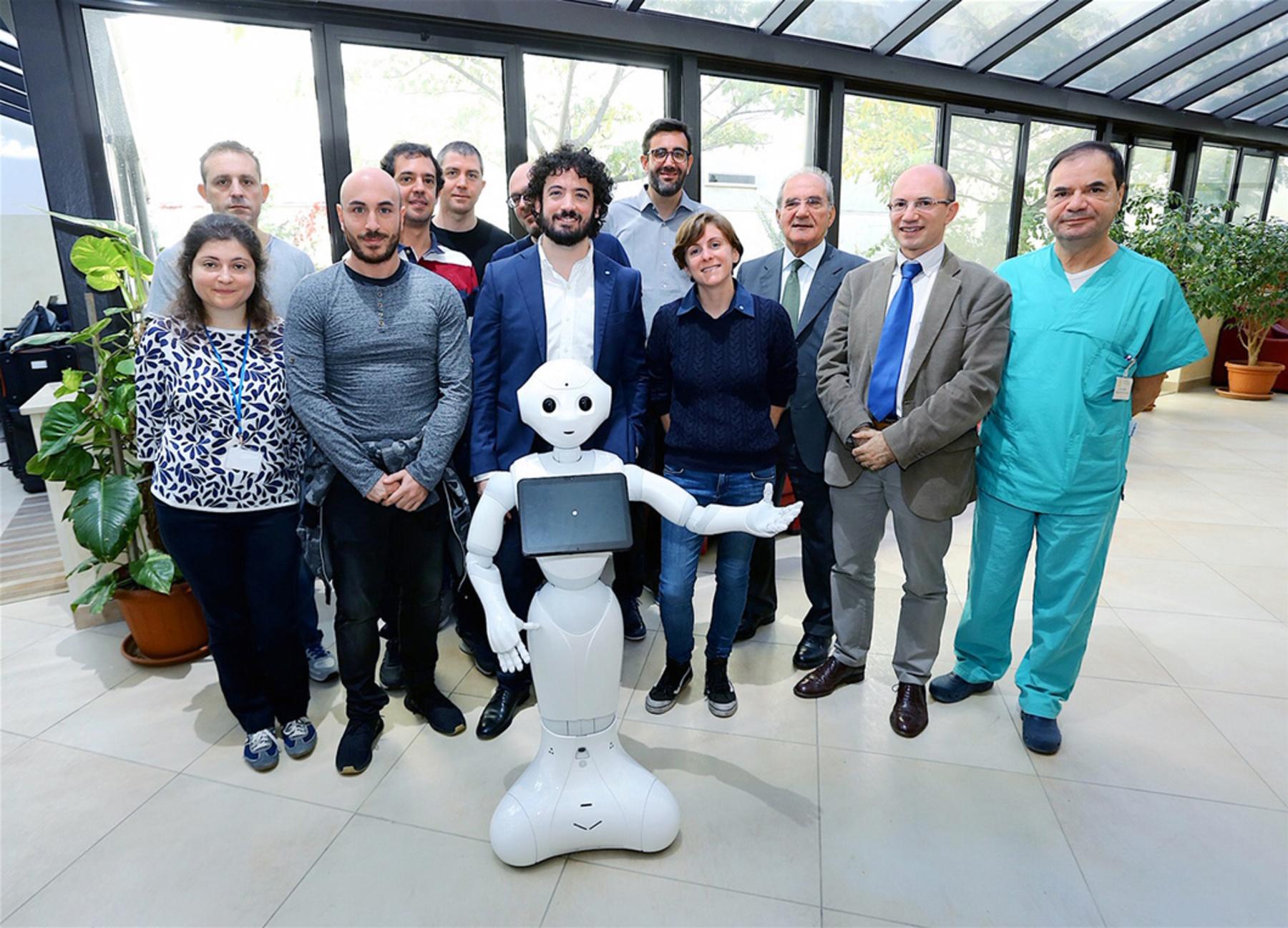 infermieri robot