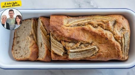 Come si fa il banana bread light