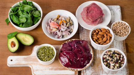 Gli 8 minerali da mettere nel piatto