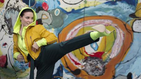 Intervista a Sara Cardin, la regina del karate
