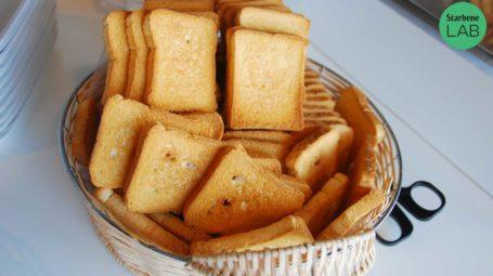 Fette biscottate integrali: le 4 migliori