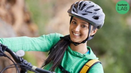 casco, mountain bike