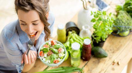 La dieta green: vegetariana per 7 giorni. Il menu detox