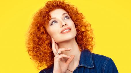 Mascara per capelli: cos'è e come si usa