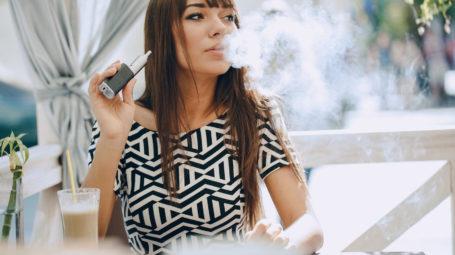 Sigarette elettroniche: possono essere dannose?