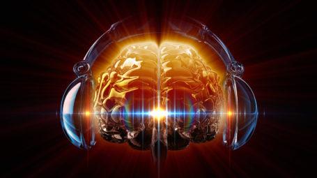 cervello ascolta musica