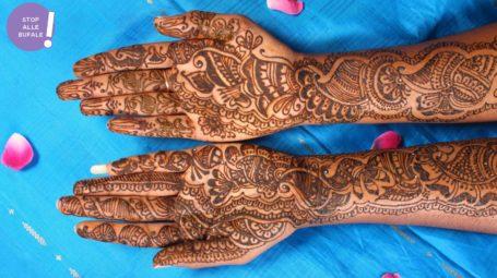 È vero che i tatuaggi all'hennè sono pericolosi?