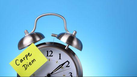 Carpe diem: non perdere le occasioni, il tempo non è illimitato