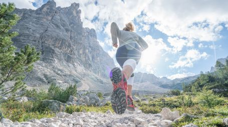 Correre, trail running: come iniziare