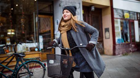 Bicicletta: 6 buone ragioni per pedalare quando fa freddo