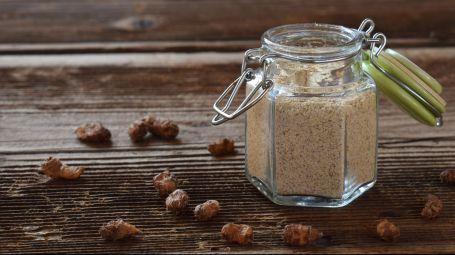 farina di zigolo dolce