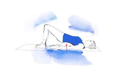 Gli esercizi giusti per le lesioni della coscia