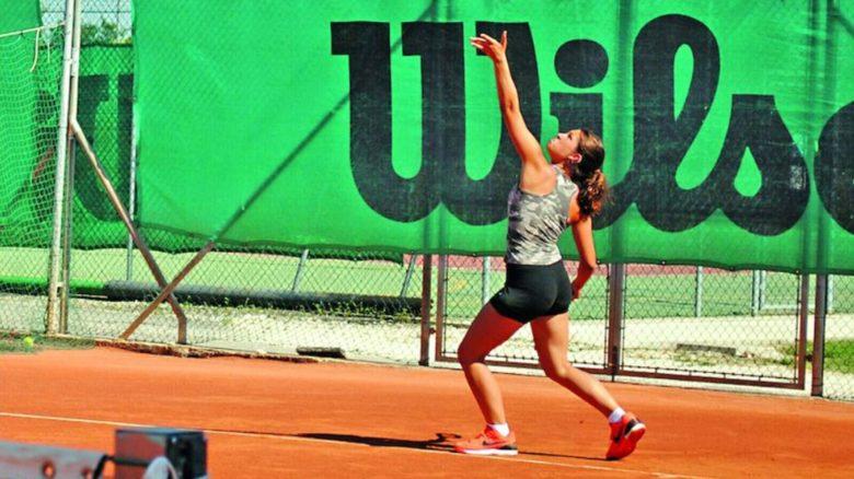 Storia vera. La tennista Giulia Bassini: «La mia infinita sfida alla sordità»