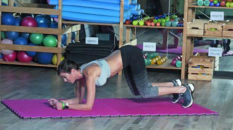 4 esercizi per rinforzare il core, i muscoli della buona postura