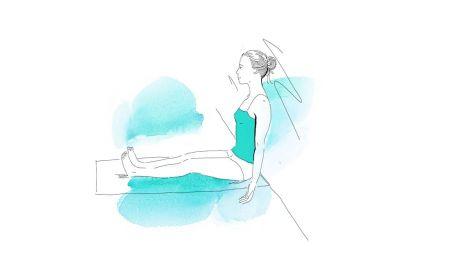 4 esercizi contro le cattive posture dei ragazzi