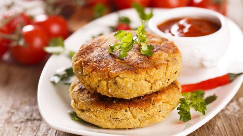 Cotolette vegetariane (e vegane) di legumi: la ricetta