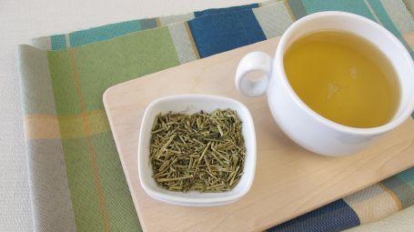 tè verde kukicha o Bancha